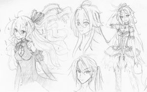Sketch by YuikoHeartless