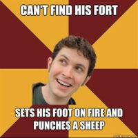 Tobuscus meme thing fortbuscus by snakehands