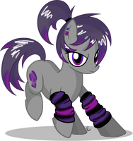 :CLOSED: Punk Pony Adopt Re-Auction :CLOSED: by equinepalette