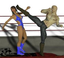mixed battle 36 by cattle6