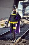 Batgirl: Stephanie Brown II by Aigue-Marine