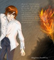 Tale of the Body Theif- Lestat by KatsuyaCrimson