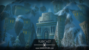 YubiCast - Ironforge by WhammoDesigns