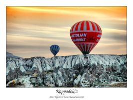 Balloons in Kappadokia 1 by thespis1