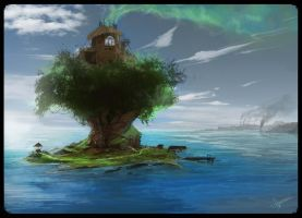 TreeofLife 2 by Puffisen