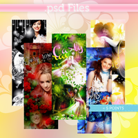 [Special Resources] .psd Files by TransilvaniaEditions
