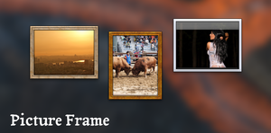 Picture Frame by moshiAB