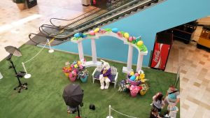 2015 Chandler Mall Easter Bunny Location 5 by BigMac1212