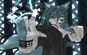 Master of Metal Fuck Yeah by HTX-Wolf