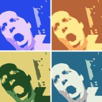 Spoony pop art 5 by DevintheCool
