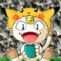 Meowth by Naty2j
