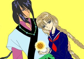 Byakko no Monshou - Fanfiction picture by YuiHongo--Gi