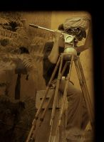 filming - old time by hepikied