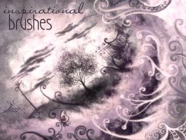 Inspirational Brushes LS by luana