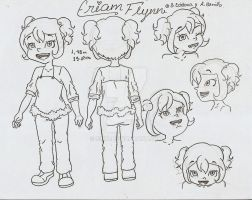 Eriam Flynn by Sikiu