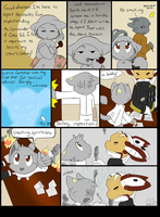 Inspection Day Page One by SmilehKitteh