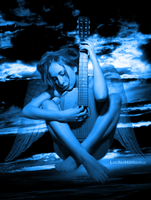 Angel Of Music by Lucifer666mantus