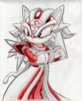 Sinister the Anonymous by RonelltheHedgehog