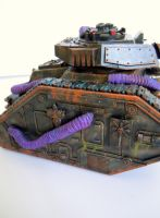 Possessed Leman Russ 008 by Rekrelle