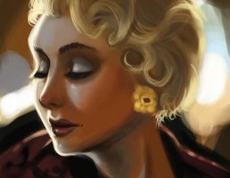 Colour/Lighting Study by Of-Red-And-Blue