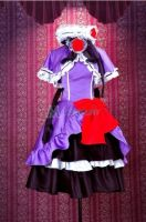 Umineko no Naku Koro ni Beatrice Cosplay Costume by Mcosplay