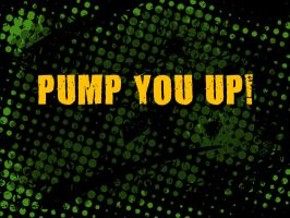 Pump You Up Title Slide by graph-man