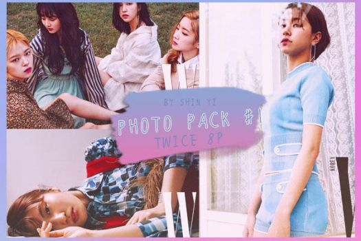 PHOTO PACK#1 by SHINYIDESIGN0408