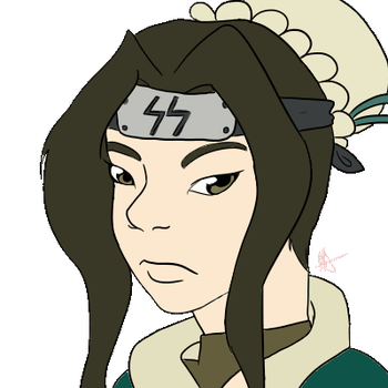[Comm] Haku Blinking by AlyceMagick