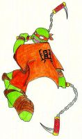 Michelangelo by FrostedIcefire