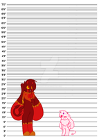 Fari size reference .:UPDATED:. by FriendlyPoe