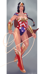 Wonder Woman by Kodachi-sama