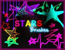 Stars PS Brushes by TheDesignOfOurLifes