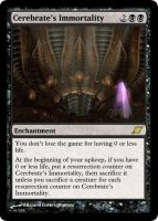 Cerebrate's Immortality by starcraftmtg