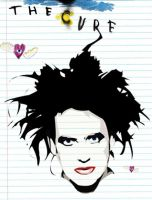Robert Smith by rlockley
