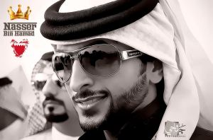 - Nasser Bin Hamad by janahi-photography