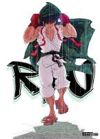 Ryu by AndrewTunney