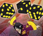 Gintama Sugoroku: the dices of doom by MasamuneRevolution
