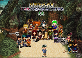 Survivor Fan Characters 14 by SWSU-Master