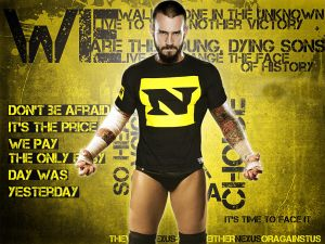 New Nexus CM Punk