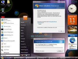 Mera Windows Vista Shell Pack by rameshkumar