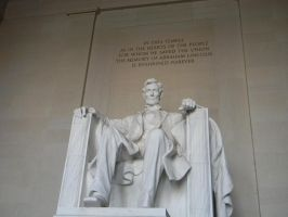 Lincoln Memorial 2 by EverlastingRide