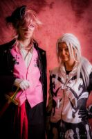 Xemnas + Marluxia by Midnight-Dance-Angel