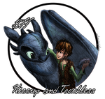 BFF :: HTTYD T-Shirt Contest by inhonoredglory