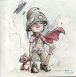 child of war by Geniss