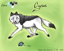 Reference - Cyrus by Anna-XIII