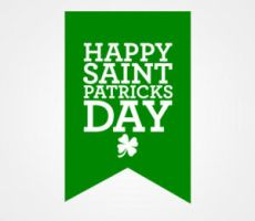 St. Patrick's Day Photoshop Brushes Set by printplacetexas