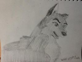 Aleu from Wolf Quest by WolfSpiritClan