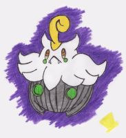 Pumpkaboo is an Arceus by MadHatter-Himself