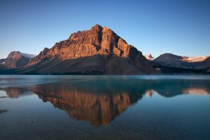 Crowfoot Reflection by EvaMcDermott