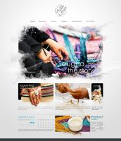 sougha web design by elkok